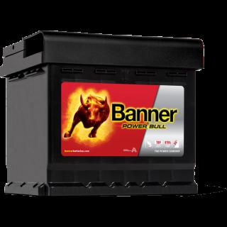 Akumulator Banner Power Bull 44Ah 420A EN PRAWY PLUS