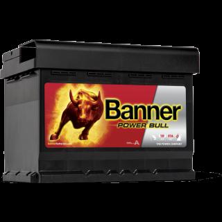 Akumulator Banner Power Bull 60Ah 540A EN PRAWY PLUS