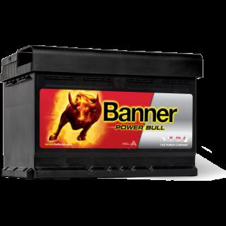 Akumulator Banner Power Bull 72Ah 670A EN PRAWY PLUS