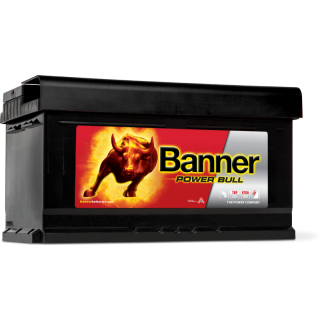 Akumulator Banner Power Bull 80Ah 700A EN PRAWY PLUS