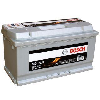 Akumulator Bosch 100Ah 830A EN S5013 PRAWY PLUS