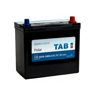 Akumulator TAB POLAR S 55Ah 540A JAPAN Prawy Plus