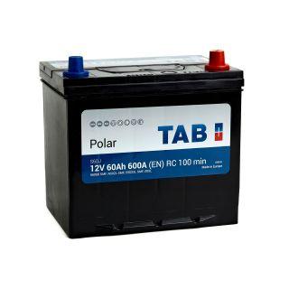 Akumulator TAB POLAR S 60Ah 600A JAPAN Prawy Plus