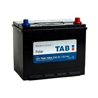 Akumulator TAB POLAR S 70Ah 700A JAPAN Prawy Plus