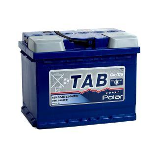 Akumulator TAB POLAR BLUE 66Ah 620A wysoki