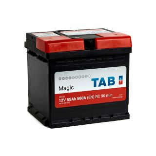 Akumulator TAB MAGIC 55Ah 560A wysoki