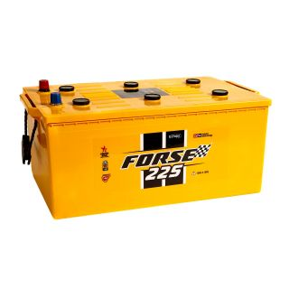 Akumulator FORSE 225Ah 1500A EN LEWY PLUS