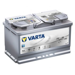 Akumulator VARTA Silver Dynamic AGM START&STOP F21 80Ah 800A