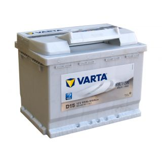 Akumulator VARTA Silver Dynamic D15 63Ah 610A EN