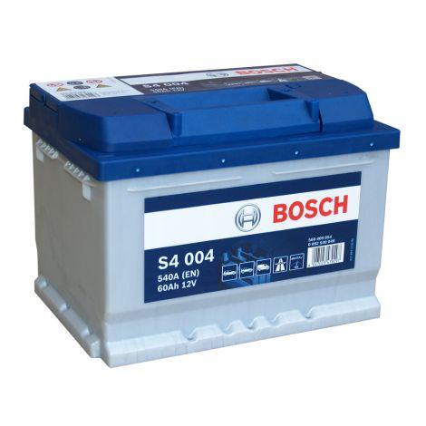 Akumulator Bosch 12V 60Ah/540A S4004 niski