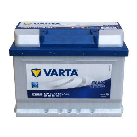 Akumulator VARTA Blue Dynamic D59 60Ah 540A EN