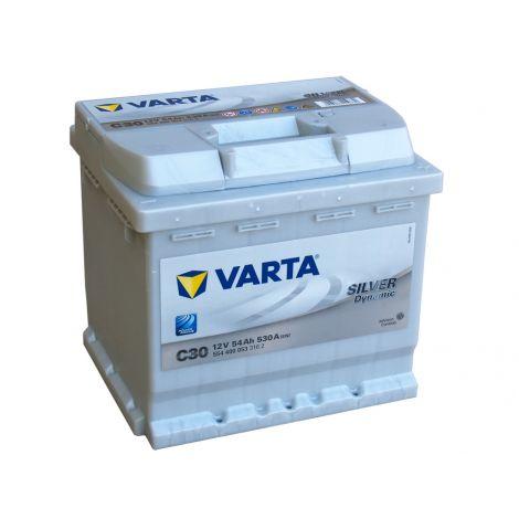 Akumulator VARTA Silver Dynamic C30 54Ah 530A EN P+ wysoki