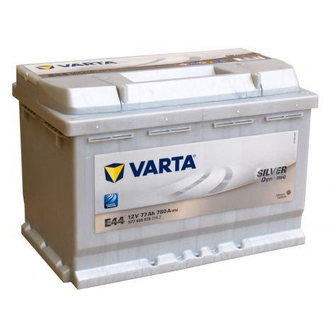 Akumulator VARTA Silver Dynamic E44 77Ah 780A EN P+